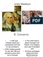 war of 1812 power point