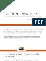 Gestion Financiera 11 -Clase