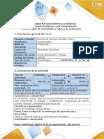 Guía de Activdades y Rubrica de Evaluación Tarea 2- Ficha de Lectura y Experiencia en Simulador 2