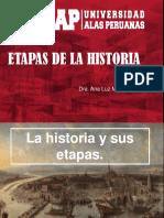 00 La Historia y Sus Etapas