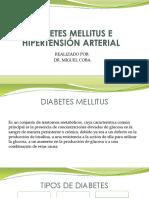 Diabetes Mellitus e Hipertensión Arterial
