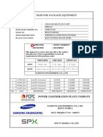 Cdue r0 Me Pi Gcn 0007 p&Id for Package Equipment Rev3