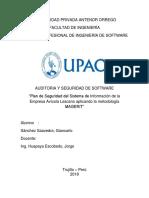 Examen Final - Auditoria