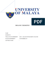 Exp 1 Qualitative Element Analysis