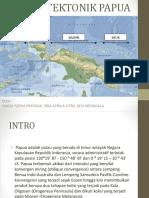 Evolusi Tektonik Papua