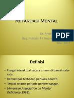 KP 3.6.4.3 - Retardasi Mental