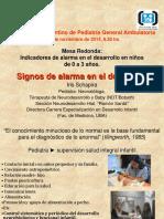 2em.1 Desarrollo Psicomotor y Signos de Alarma
