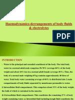 G Path- Haemodynamics