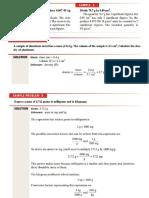 Holt Chemistry Problems