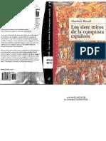 Restall, Matthew. - Los Siete Mitos de La Conquista Espanola [2004]