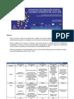 Programa General Encuentro y Asamblea Intermedia CEAAL 2018 Actualizado 7nov