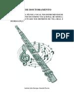 A Influência Da Técnica Vocal Nos Instrumentos