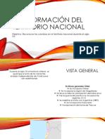 Expansion Del Territorio Chileno