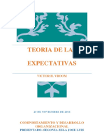 Monografia de Teoria de Espectativas