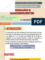 SEMINARIO 5 RINOSINUSITIS