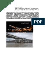 Puente Los Caras