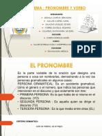 EL PRONOMBRE Y EL VERBO.pptx