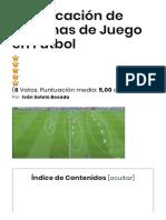Clasificación de Sistemas de Juego en Fútbol _ Mundo Entrenamiento 2
