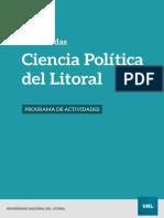 Jornadas de Ciencias Políticas_Programa