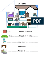 At Home Worksheet