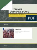 EL FOLKLORE LATINOAMERICANO.ppt