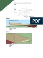 Justificacion de Volumen en Excavacion de Terreno