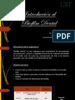 Clase 1 Biofilm Dental