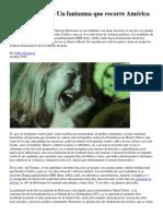 Antiprogresismo Un Fantasma Que Recorre América Latina Pablo Stefanoni