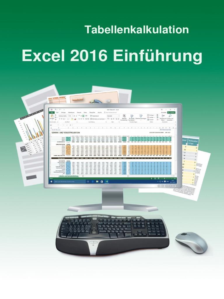 Excel Handbuch Pdf