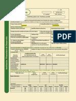 F-307 Formulario de Postulacion Cajero La Ramada