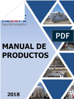 Manual de Productos 2018