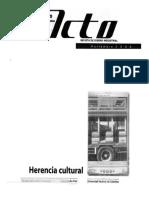 La integración plástica en el diseño, Dina Comisarenco