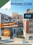 The Observer's Upper Manhattan Living