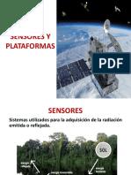Sensores y Plataformas