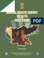 Factsheet Jharkhand