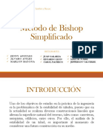Método de Bishop Simplificado