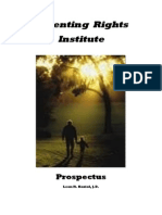 Parenting Rights Institute Prospectus Version 5