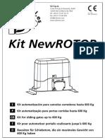 Kit New Rotor