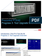 Procontrol P13 Progress 3 Overview Presentation