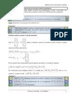 Diagonalizacion de Matrices Simetricas