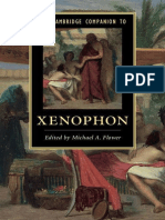 The Cambridge Companion to Xenophon - Michael A. Flower.epub