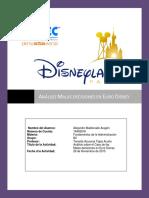 Analisis Euro Disney