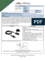 Guía Práctica Sensor de Oxigeno