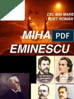 m.eminescu