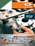 Utica Torque Products - 2012 Catalog