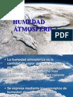 Humedad Atmosferica