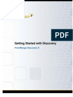 Discovery9-GettingStartedGuide