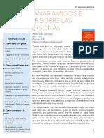 313042035 Como Ganar Amigos e Influir Sobre Las Personas PDF