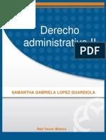 DERECHO ADMINISTRATIVO II - SAMANTHA LOPEZ GUARDIOLA.pdf