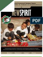 NewSpirit - October 2010